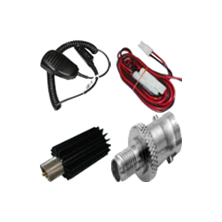 Radio Accessories/Cable Assemblies/Connectors